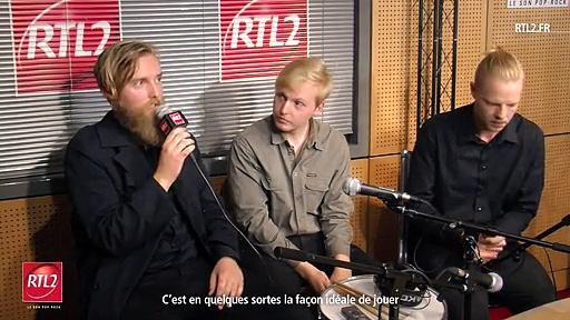 Interview RTL2 : Get Your Gun