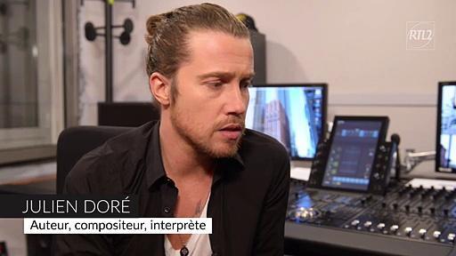 Interview Julien Doré