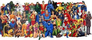 LE TROP PLEIN DE SUPER-HEROS