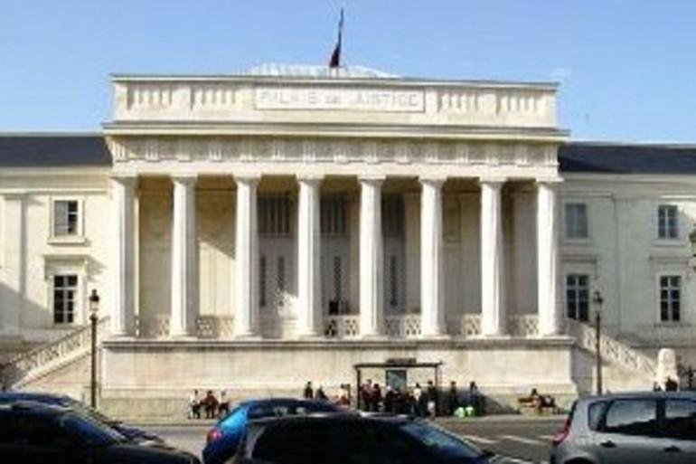 Palais justice Tours