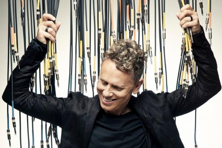 """Martin Gore sort un nouvel album solo, """"MG"""", le 27 avril"""