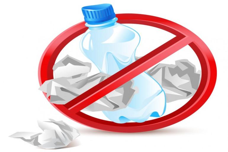 La lutte contre les déchets plastiques