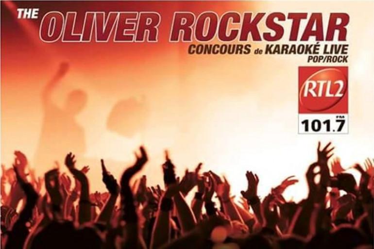 Oliver Rockstar concours Karaoké live