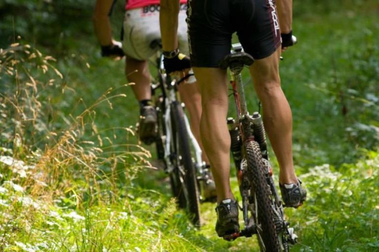 VTT trail RTL2 Nantes