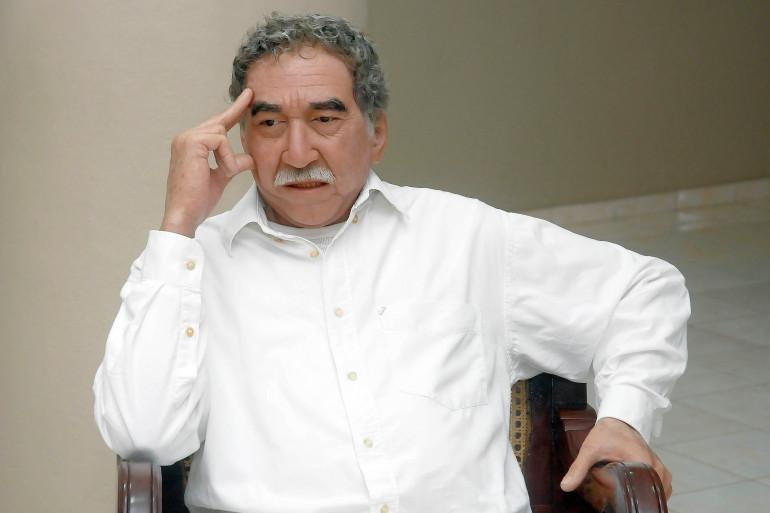 Gabriel Garcia Marquez en 2014