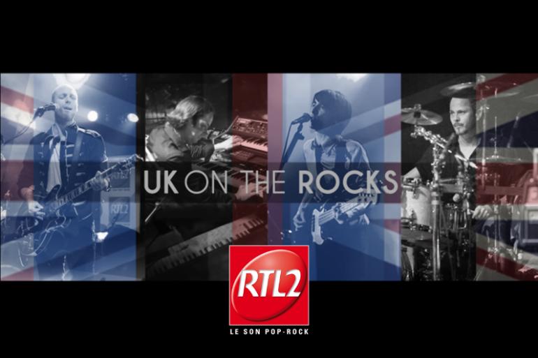 RTL2 Nantes présente UK ON THE ROCKS
