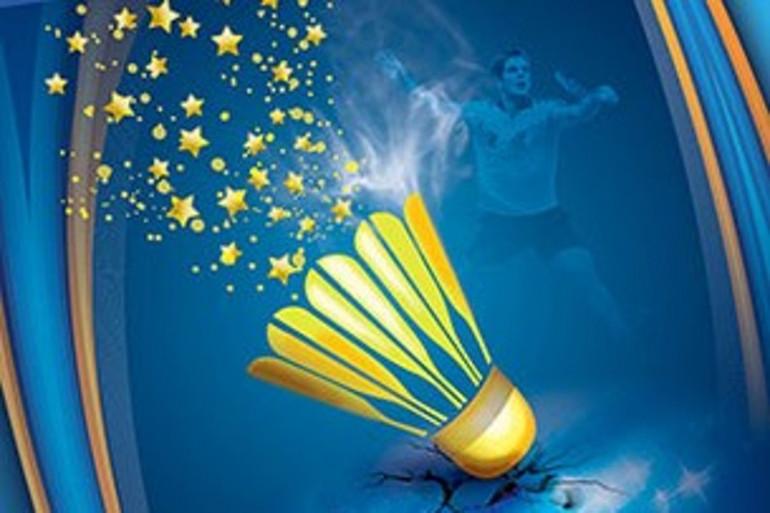 Badminton affiche Chpt d'Europe des Clubs