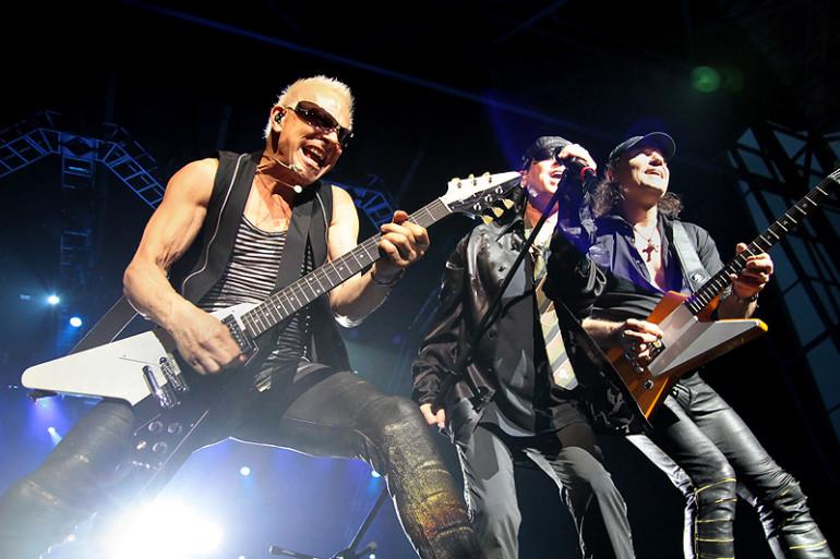 Scorpions fête ses 50 ans en tournée dans toute la France