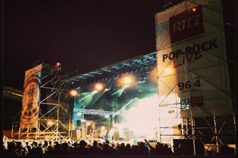 RTL2 POP ROCK LIVE LE MANS