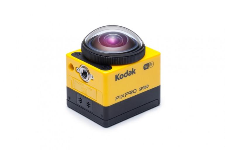 La caméra Pixpro SP 360 de Kodak