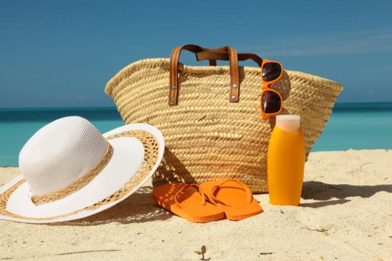 accesoires de l'été