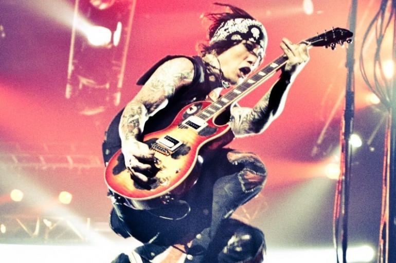 Richard Fortus de Guns N' Roses