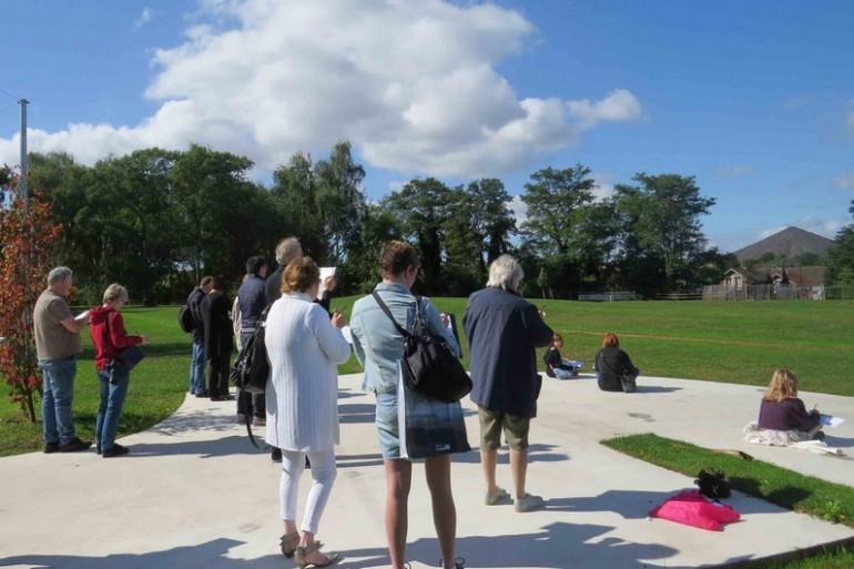 Tous au parc du Louvre-Lens !