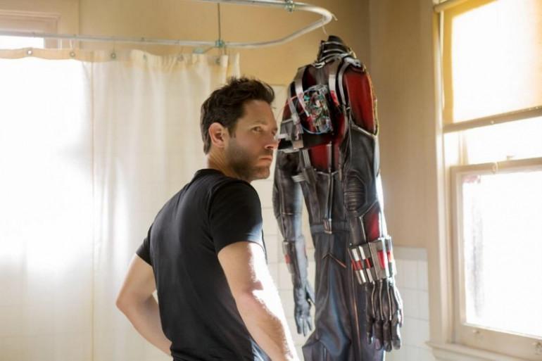 Ant-Man, le 14 juillet au cinéma.