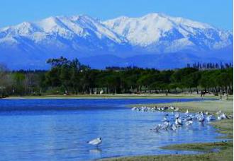Lac de Villeneuve-de-la-Raho