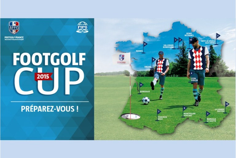 Footgolf Cup 2015