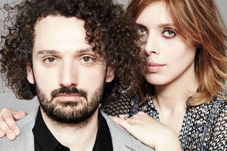 Nina Goern et Yohan Hennequin sont les deux membres de Cats On Trees