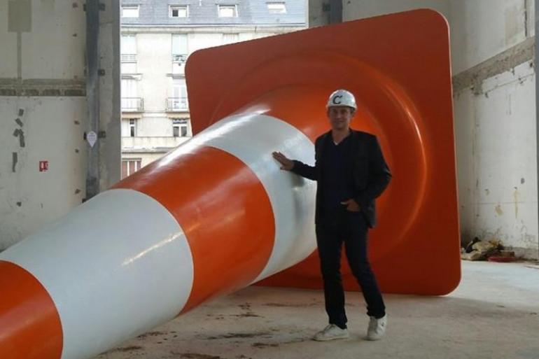 Expo Centre de Création Contemporaine Olivier Debré à Tours