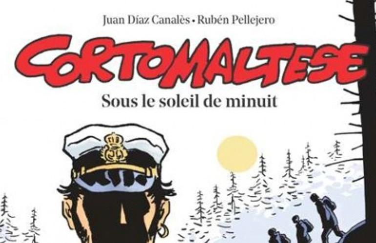 """CortoMaltese : """"Sous le soleil de minuit"""""""
