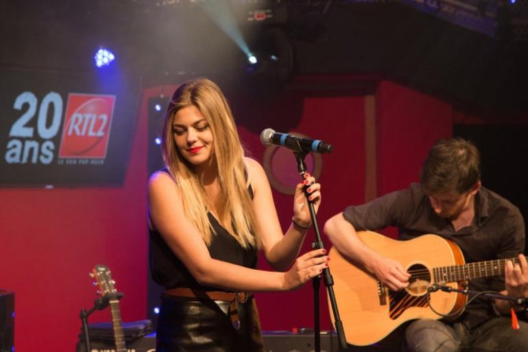 RTL2 Nantes vous offre Louane en concert