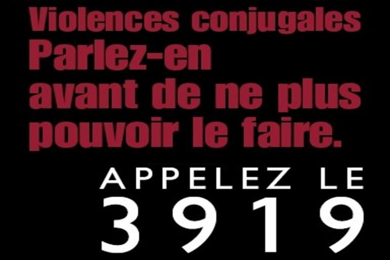 Violences conjugales 3919