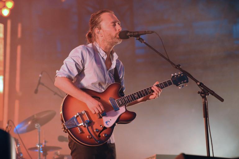Thom Yorke, le leader de Radiohead, est très engagé dans les causes environnementales