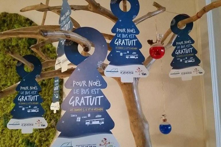 Les bus sont gratuits les samedis 5, 12 et 19 décembre à Niort et la dans la CAN