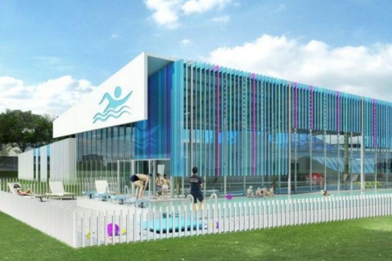 Futur centre aquatique de Joué-lès-Tours, BULLE d'O