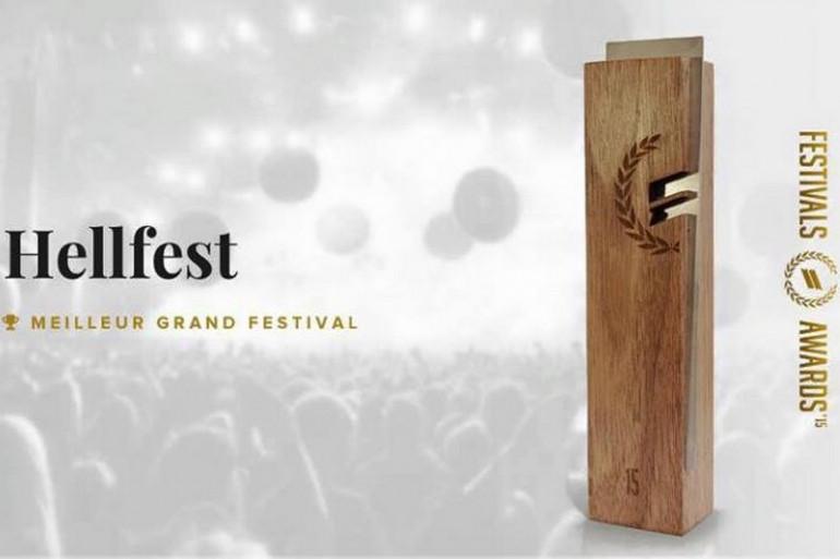 Le Hellfest élu meilleur festival de France