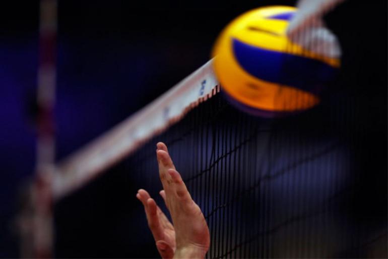 volley ballon filet