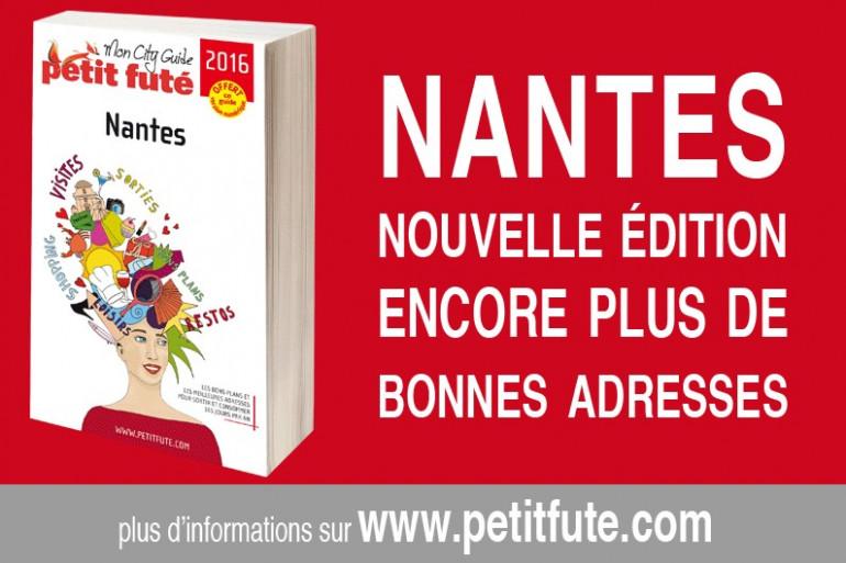 Le Petit Fute Nantes 2016