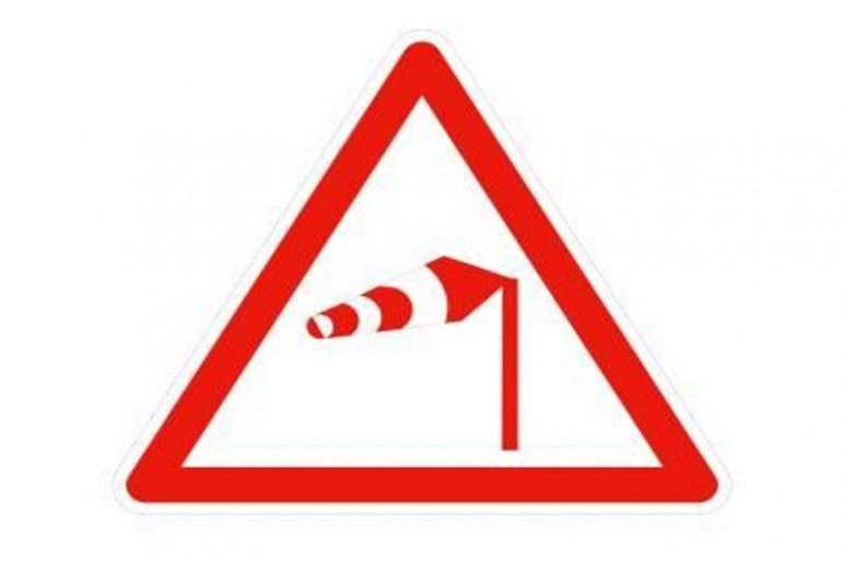 Alerte aux vents violents