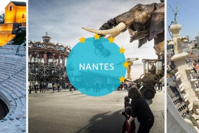 Nantes meilleure destination européenne 2016 ?