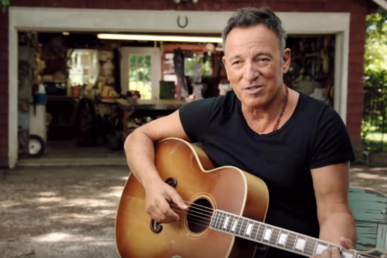 """Bruce Springsteen raconte la genèse de """"The River"""" dans un documentaire inédit"""