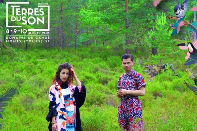 Lilly Wood and the Prick en concert à Terres du Son 2016