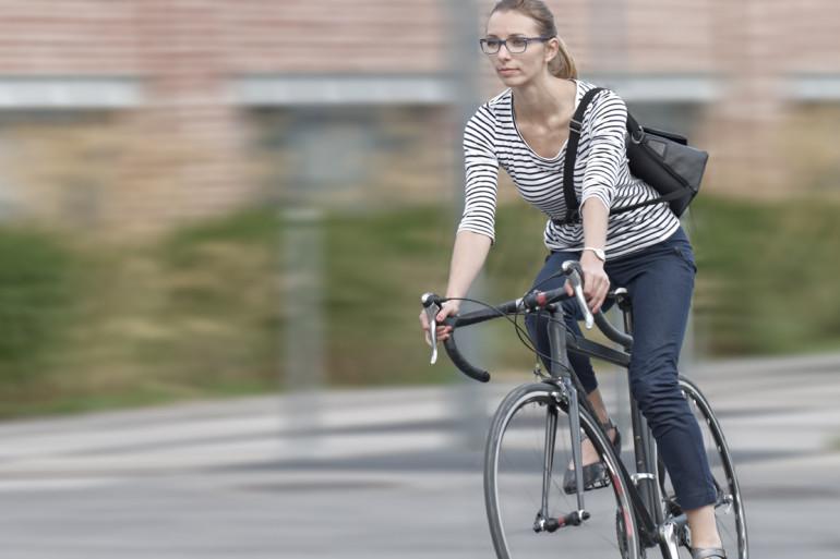 Lady Harberton, une marque lilloise destinée aux femmes qui se déplacent à vélo.