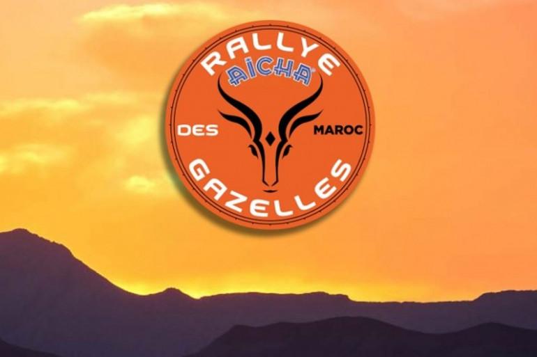 Cécile et Sandrine - équipage 104- seront sur le départ du rallye Aïcha des gazelles