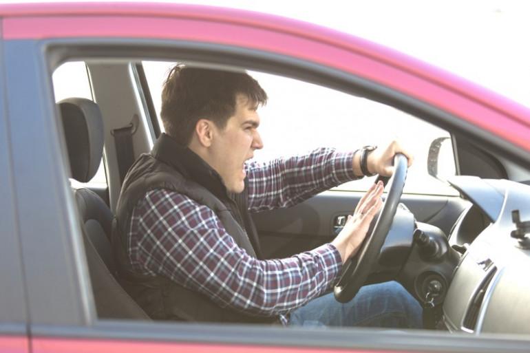 Selon l'étude de Vinci autoroutes, les français sont les conducteurs les plus agressifs en Europe