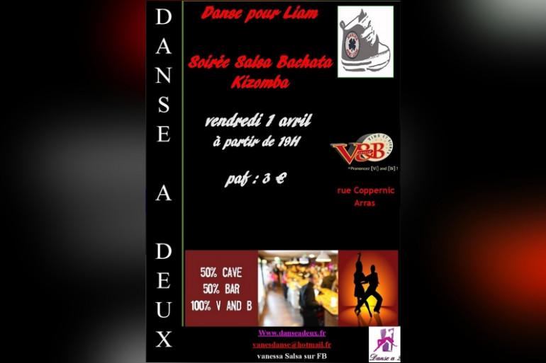 Danse A Deux organise une soirée Salsa le vendredi 1er avril 2016