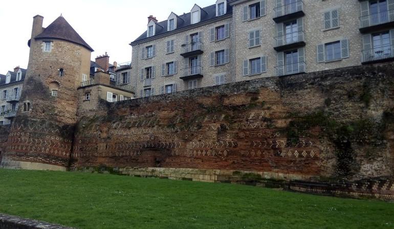 La muraille Gallo-Romaine