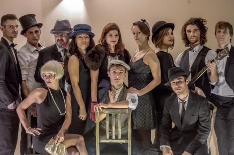 """Musical Company sur scène les 6 et 7 mai dans """"Coups de feu sur Broadway"""""""