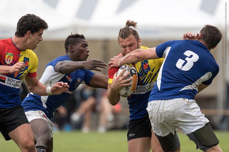 20ème édition du Howard Hinton Sevens, le tournoi international de rugby à 7 de Tours