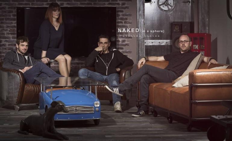 Naked In a Sphere jouera sur la scène des 24 Heures du Mans le 15 juin prochain