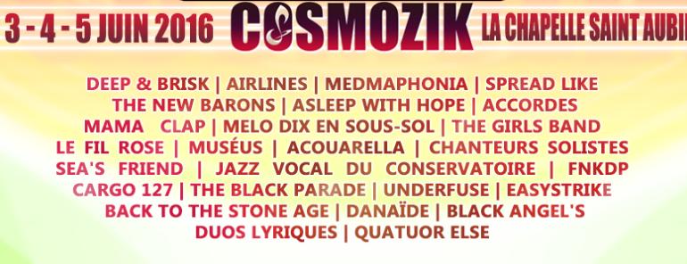 Festival Cosmozik