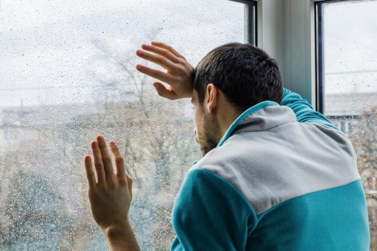 La pluie a un impact négatif sur notre humeur