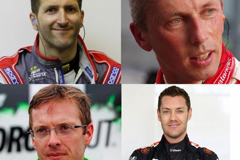 Vincent Capillaire, Jean-Bernard Bouvet, Sébastien Bourdais et Julien Canal sont les 4 sarthois qui participent aux 24 Heures du Mans cette année