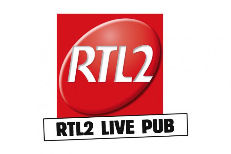 Deuxième RTL2 Live Pub le vendredi 24 juin 2016 au Baobab K.Fé