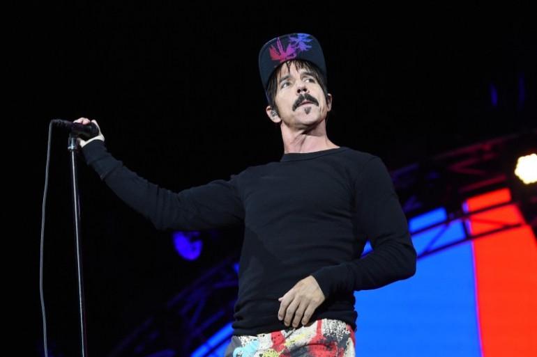 Les Red Hot Chili Peppers se produiront à Montpellier et Paris en octobre 2016
