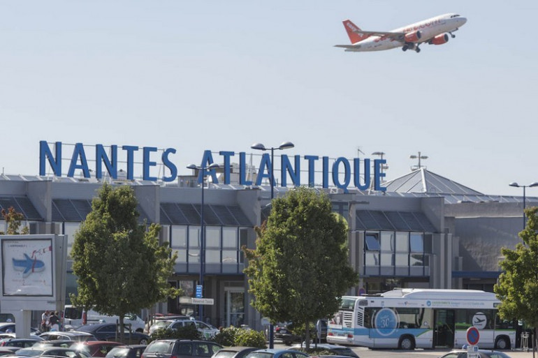 L'aéroport Nantes Atlantique