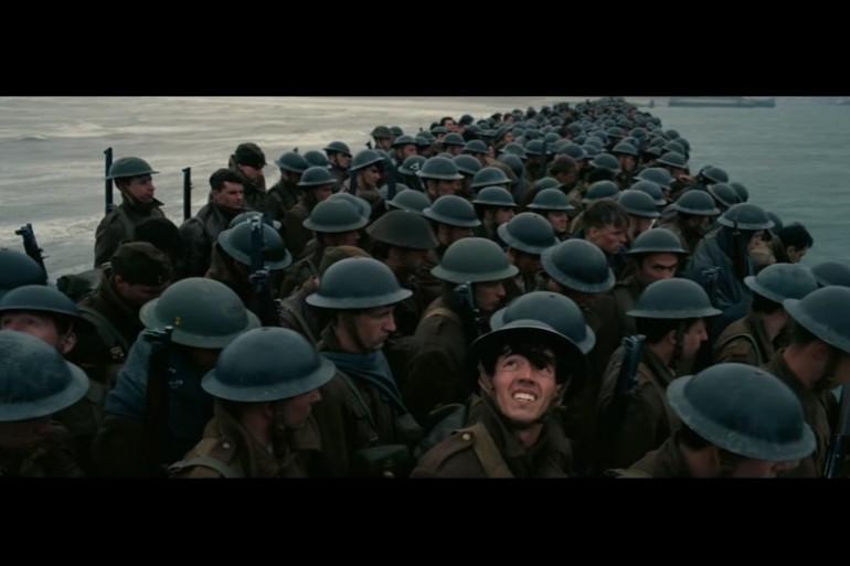 """""""Dunkirk"""" raconte l'opération Dynamo : l'évacuation de plus de 300.000 soldats anglais et français, en juin 1940."""